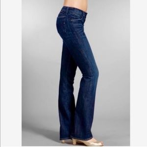 Citizens of Humanity Ingrid Stretch LowWaist Flare